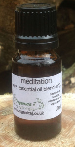 Meditation Organic Essential Oil Blend